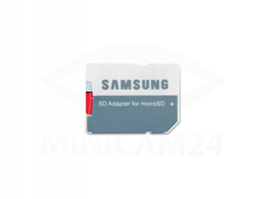 Карта памяти Samsung microSD EVO Plus 80MB/S 16GB + SD adapter-3